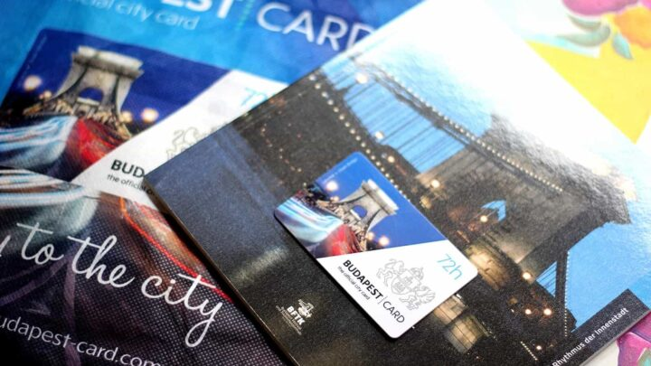 Budapest Card – How to enjoy Budapest with Public Transport