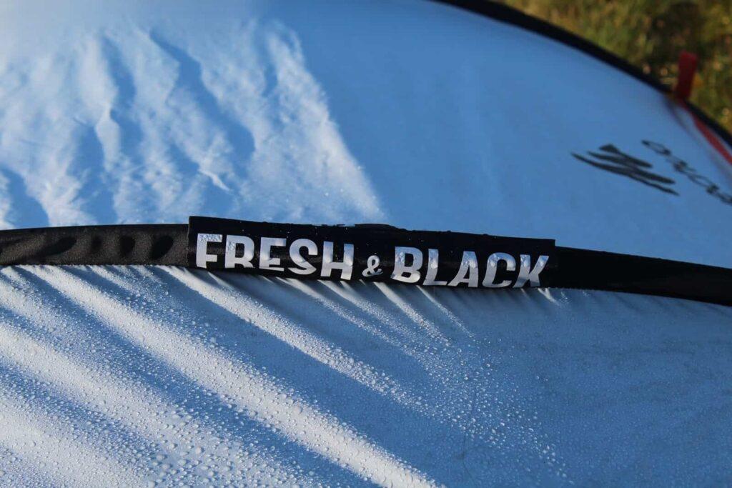 Quechua Fresh & Black Tent