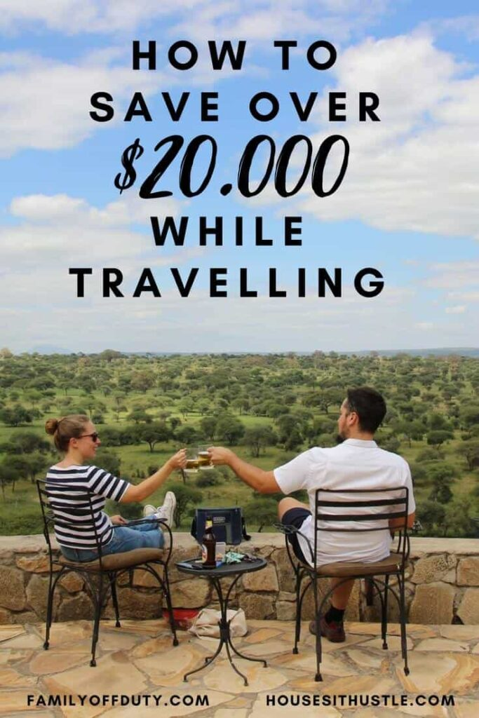 How to save over $20.000 while travelling