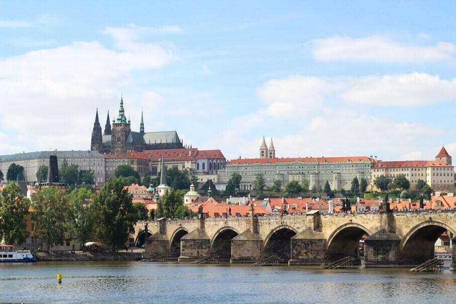 Prague with kids