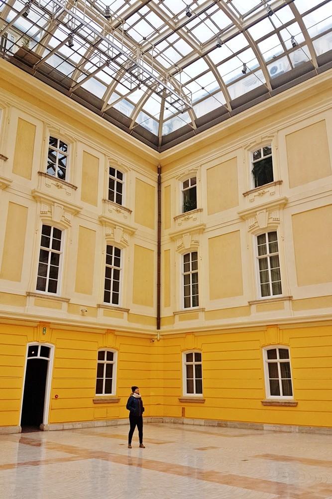 Buda Castle History Museum