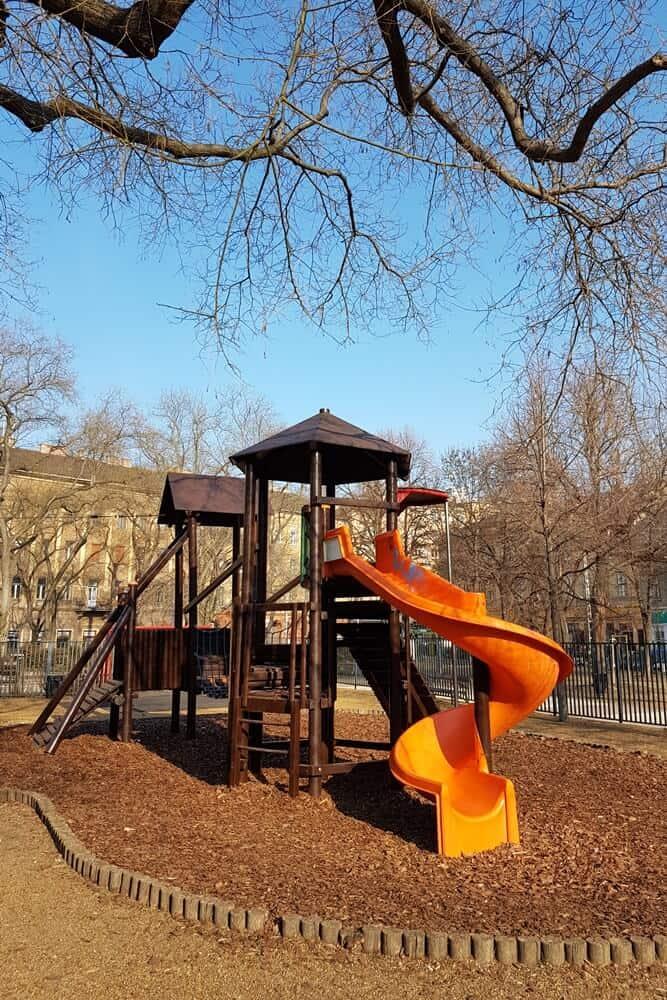 best playground in budapest