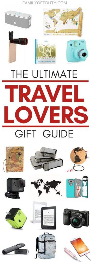 unique travel gifts ideas