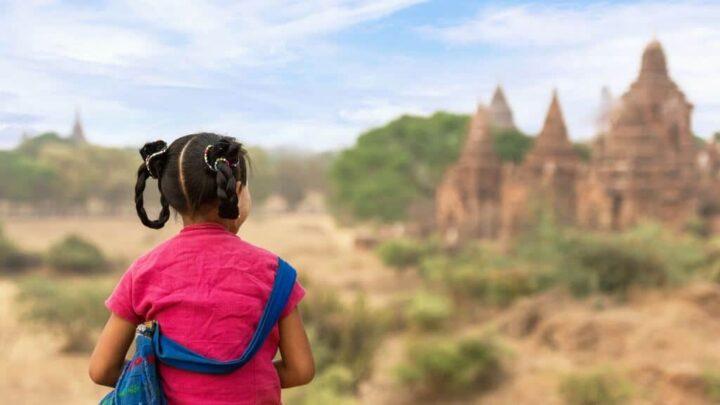 Family destinations Asia