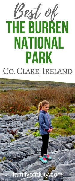 Best of the Burren National Park Co. Clare Ireland