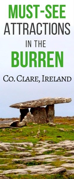 Special places to see in the Burren, Co. Clare Ireland