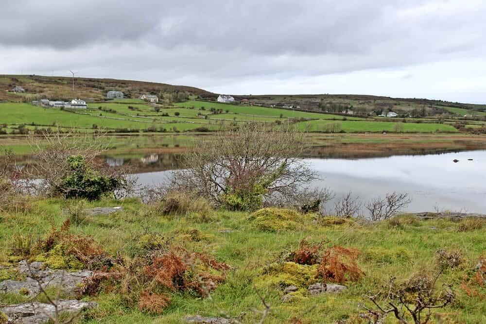 Carren disappearing lake