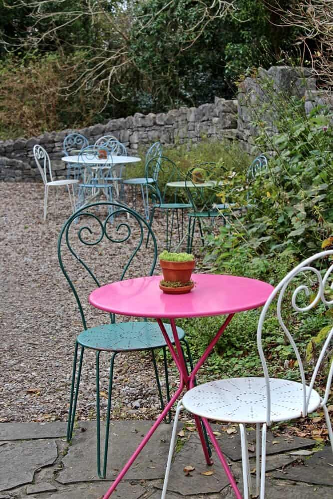 The Burren perfumery tea garden café