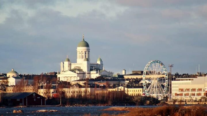 Christmas in Helsinki (9 best places to visit in Helsinki in the Holiday season)