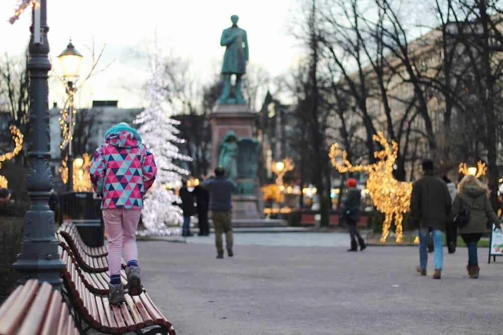 Christmas in Helsinki