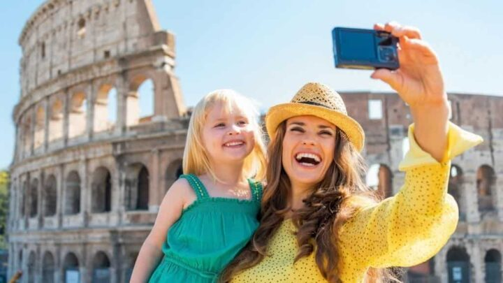 Best family destinations Europe
