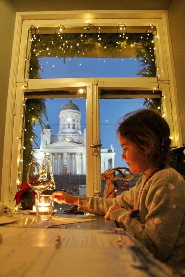 Restaurant Savotta Helsinki