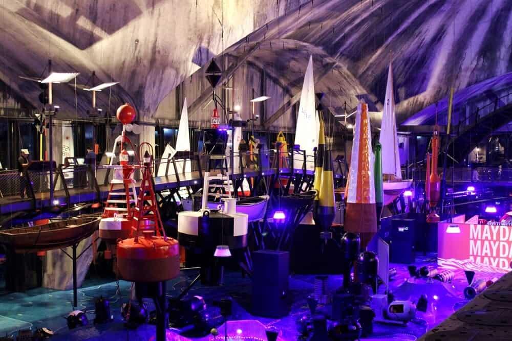 Seaplane harbor museum Tallinn