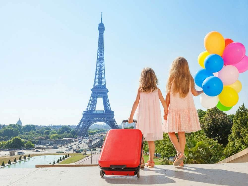 Enjoy Paris with Kids