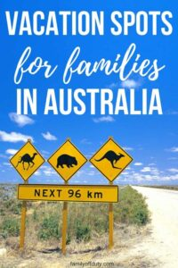 best family vacation spots in australia