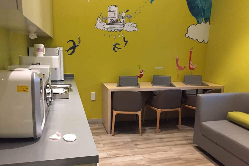 Littland baby room