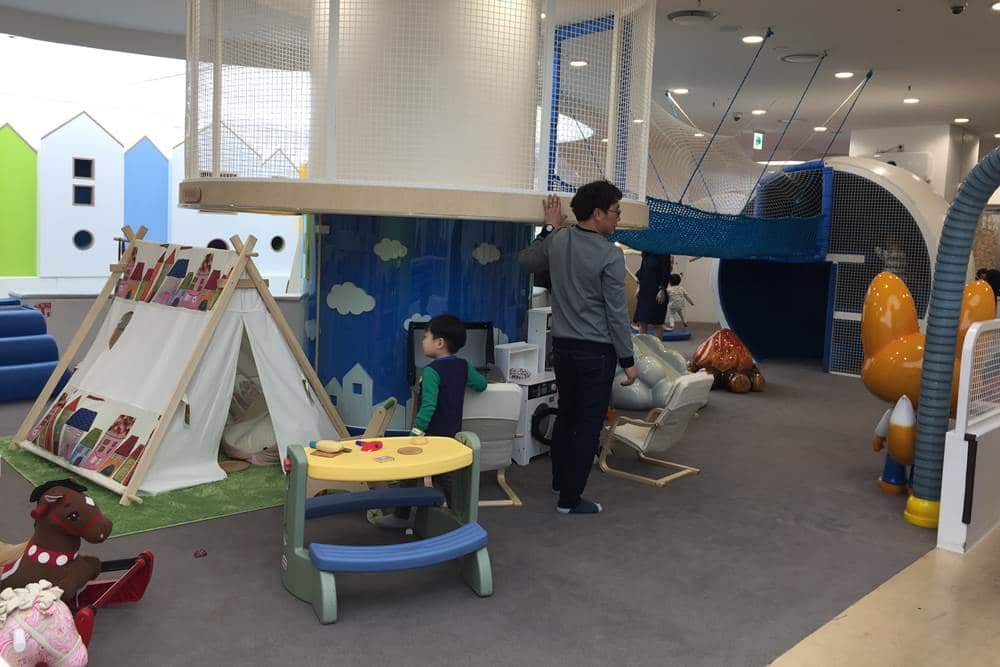 Pororo Lounge Kids Cafe