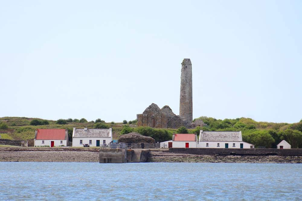 Scattery island Cultural Tourism