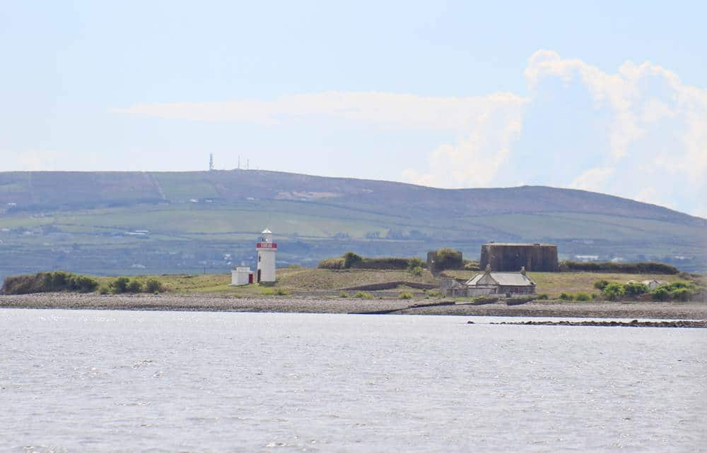 Scattery island lighthouse