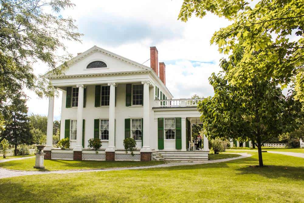 Genesee country village house