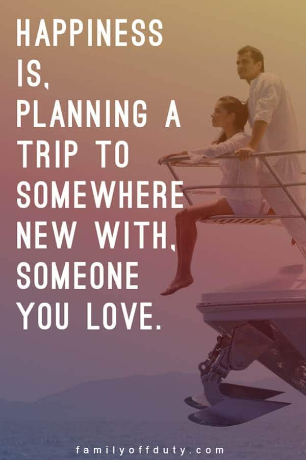 travel with your love quotes