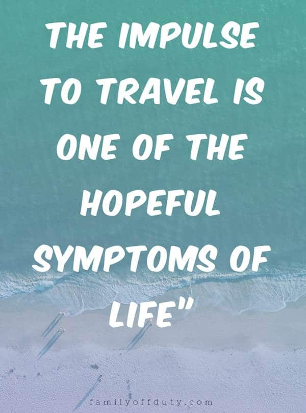 Famous funny travel quotes