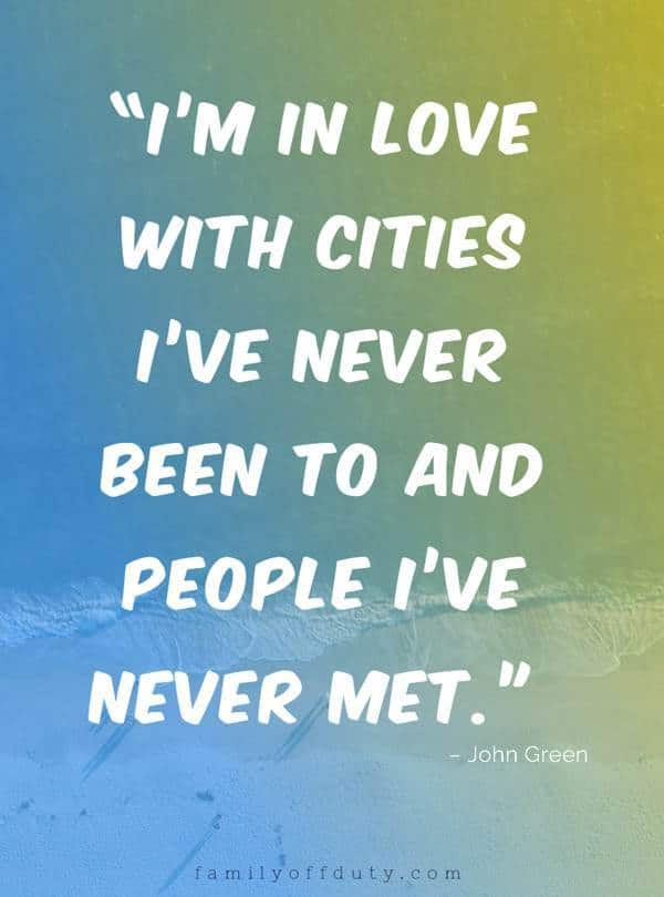 famous couple travel quotes