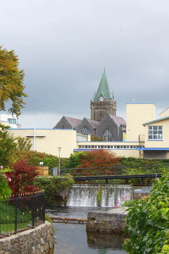 Galway Cathedral in Galway city, Ireland