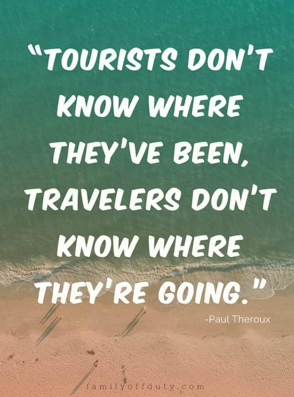 Famous quotes about traveling