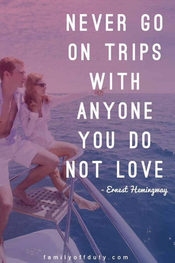 couple travel together quotes