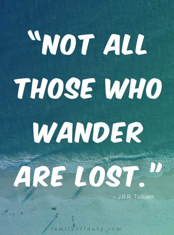 Famous traveling quotes