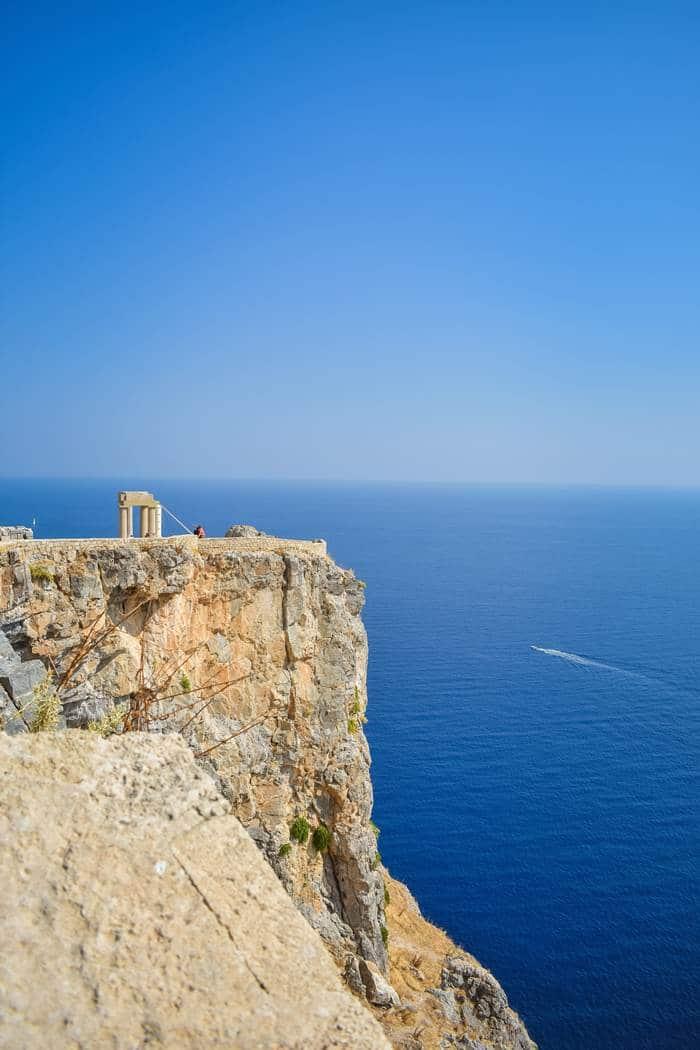 Rhodes Greek Island