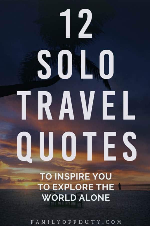 solo travel quotes pinterest