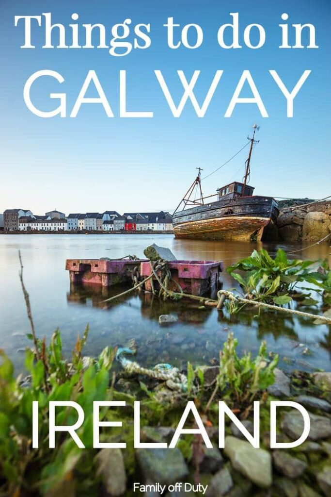 Best things to do in Galway city