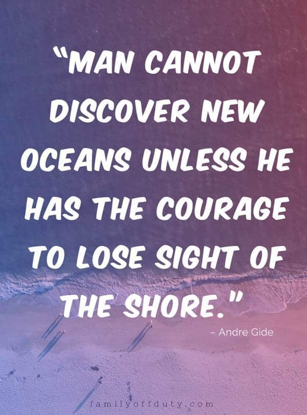 Famous quotes about adventure in the world