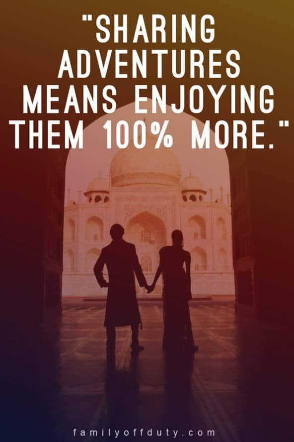 quotes about travel with your love