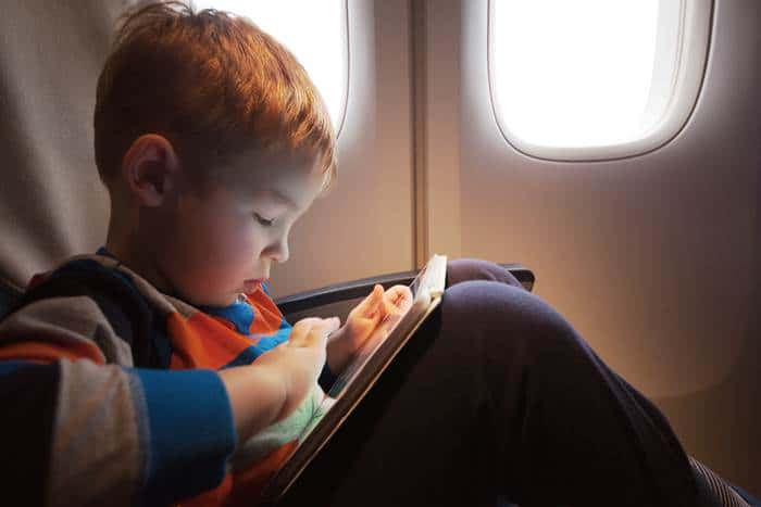 best tips for flying with a toddler