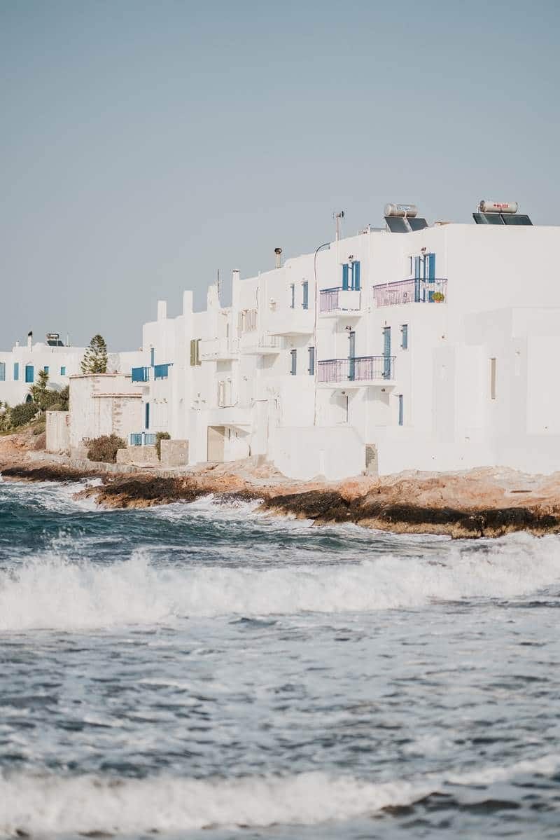 greece holidays for couples - Paros island
