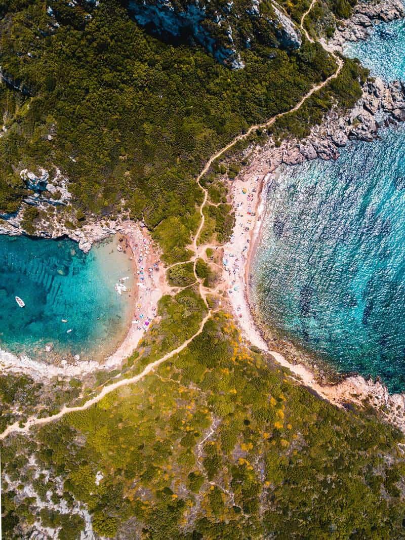 Porto Timoni beach