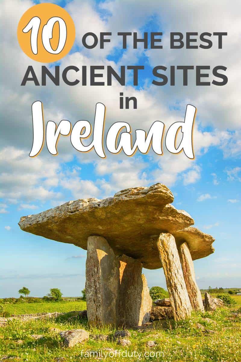 top 10 ancient Irish sites