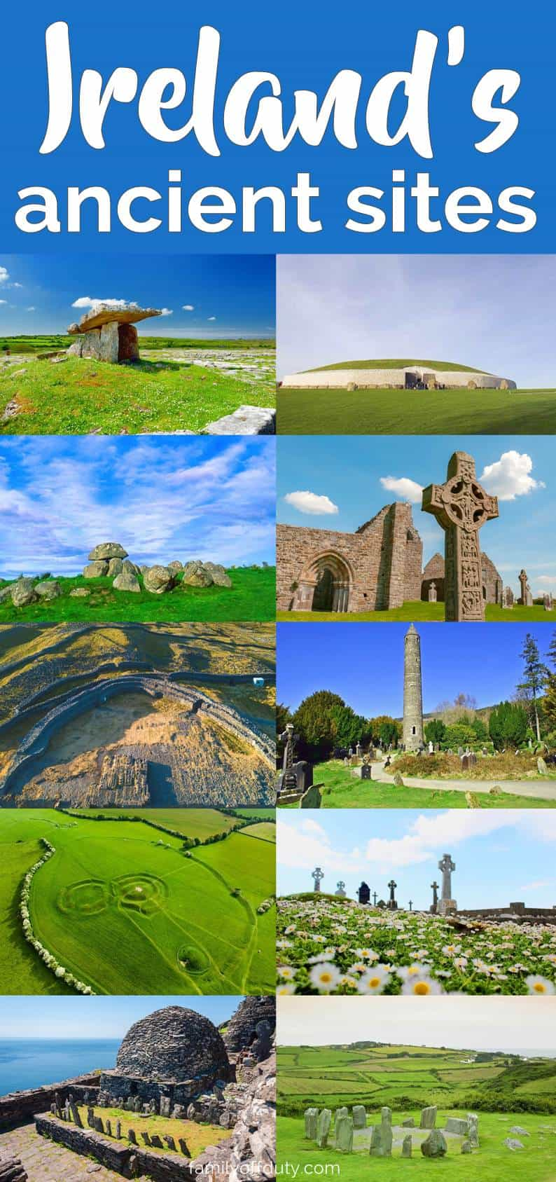Ireland's ancient site worth visiting
