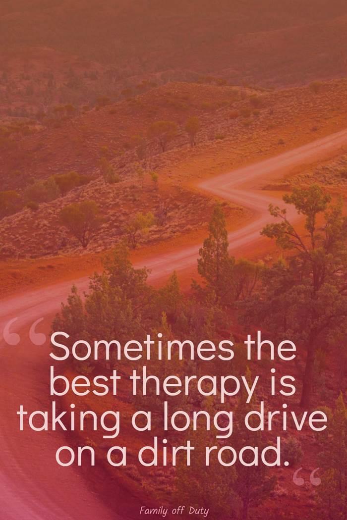 road trip memories