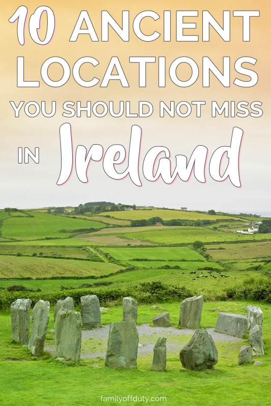 Ancient locations in Ireland