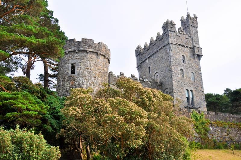 Glenveagh castle, Ireland