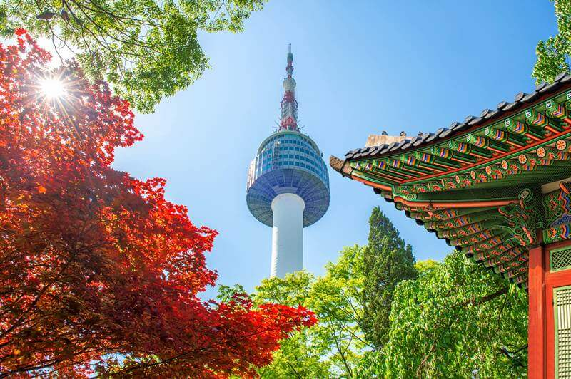 Namsan Seoul Tower