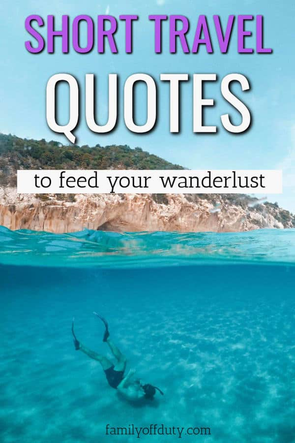 best short travel quotes