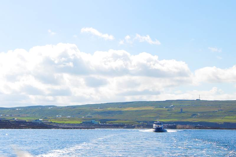 How to get to the aran islands
