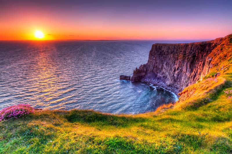 Photography tips for the cliffs of Moher