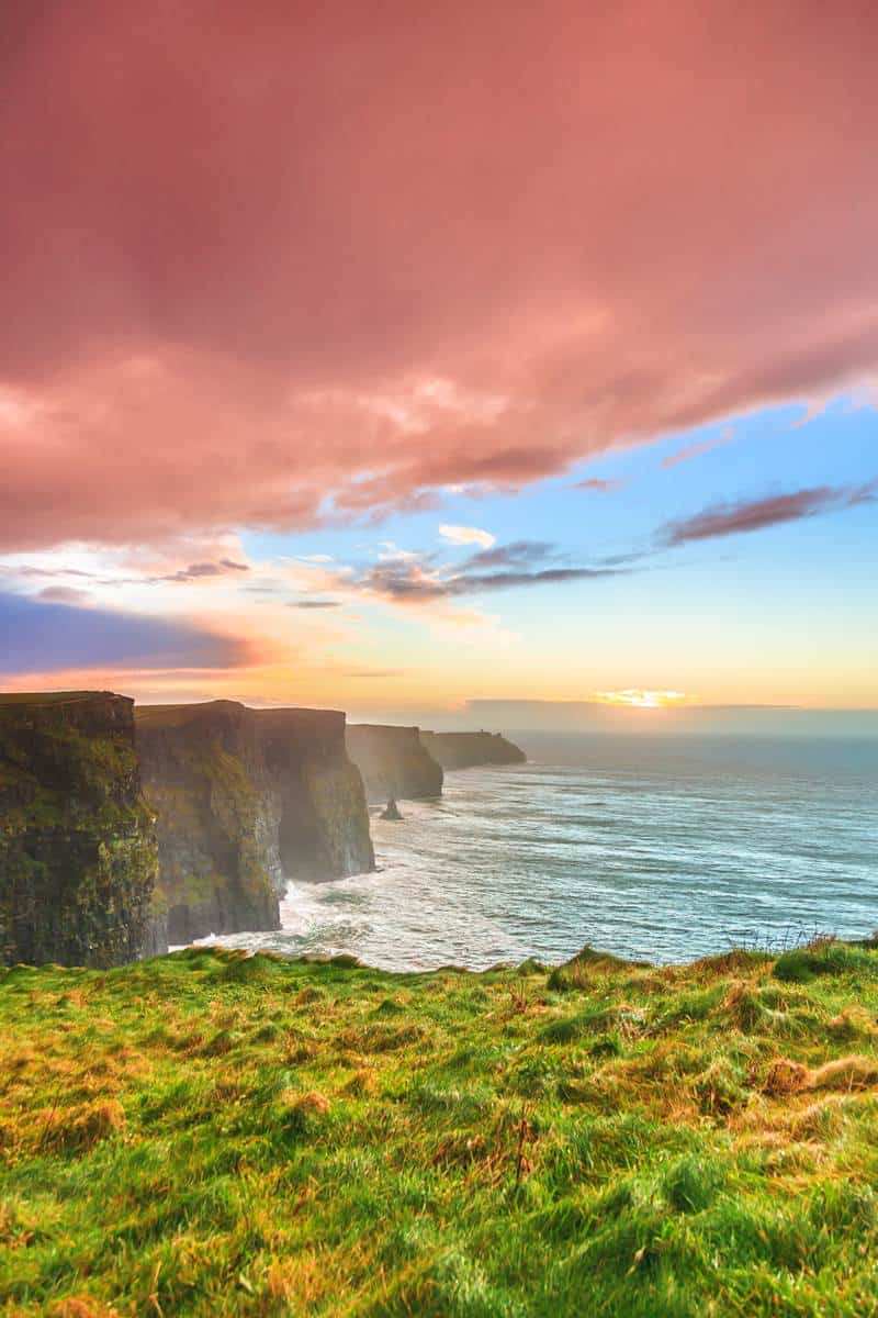 How to visit the Cliffs of Moher
