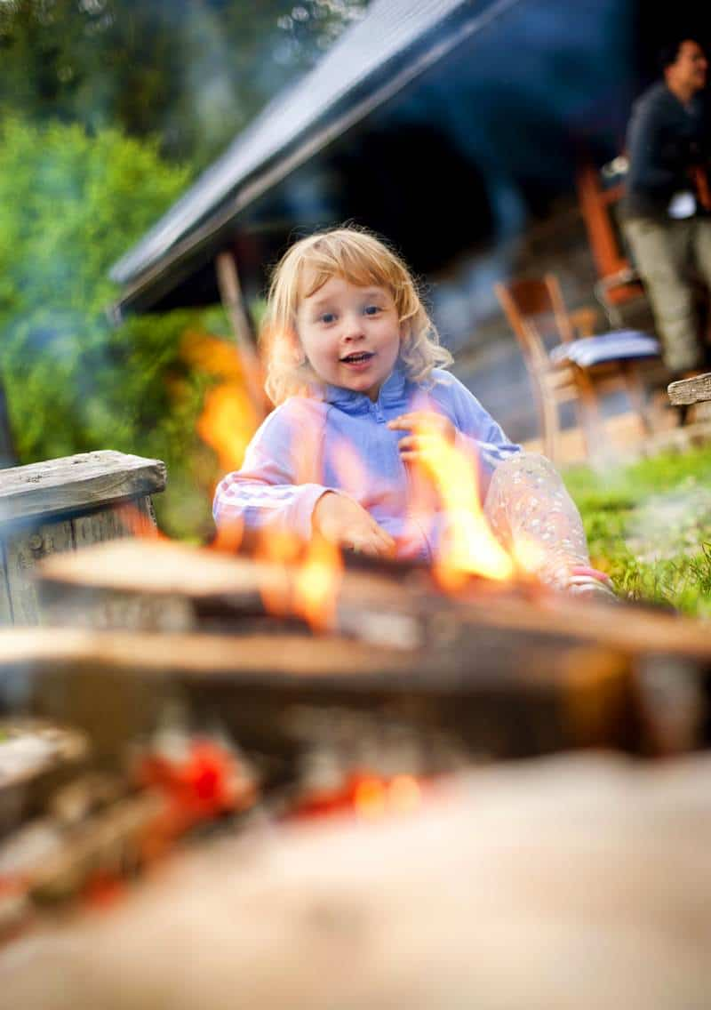 Preparing family camping tips